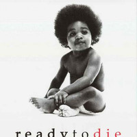 Notorious BIG Ready to Die Album Cover Poster 24x36