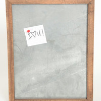 Framed Magnetic Board - $42.00 : ThreadSence, Women's Indie & Bohemian Clothing, Dresses, & Accessories