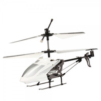 iPhone/iPod Touch/iPad Controlled 3.5CH I-Helicopter 777-173 with Gyro White
