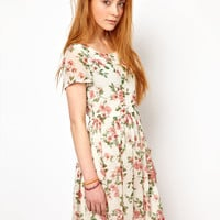 The Style | The Style Floral Dress at ASOS