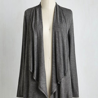 Minimal Long Long Sleeve All Events and Purposes Cardigan