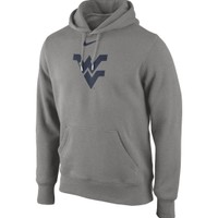 Nike Men's West Virginia Mountaineers Grey Classic Pullover Hoodie - Dick's Sporting Goods