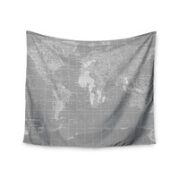 "Catherine Holcombe ""The Olde World"" Wall Tapestry"