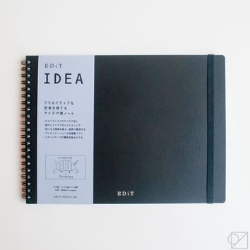 Mark's EDiT Ideation Notebook Black