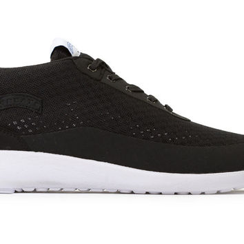The Bab - Delta Black // White Sole