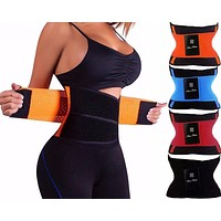 Workout slimming body shaper