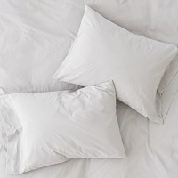 Washed Cotton Pillowcase Set | Urban Outfitters