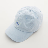 Washed Oxford Baseball Hat