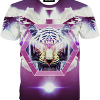 Hexagon Tiger Tee