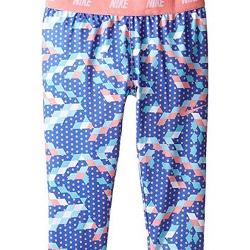 Nike Kids Dri-FIT Sport Essentials Print Capri (Little Kids)