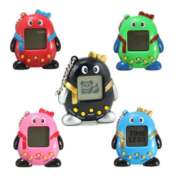 Classic Retro Tiny 168 Pets In 1 Cyber Pet Animals Game Toy