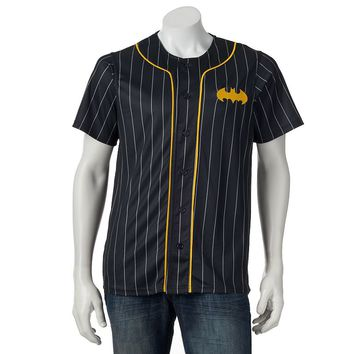 Batman Baseball Jersey