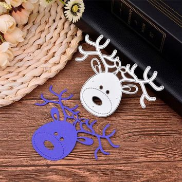 christmas cutting dies for scrapbooking Tree pumpkin animal Flower Heart Metal Cutting Dies Stencils DIY Album Paper Card Craft