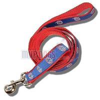 Chicago Cubs MLB Woven Ribbon Leash