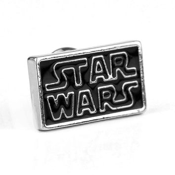 Star Wars Brooch Emblem Badge Pin