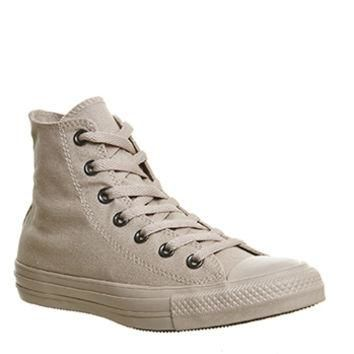 Converse Converse All Star Hi Tan Sand Mono - Unisex Sports