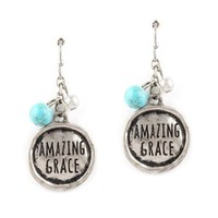 • Amazing Grace Earring •