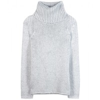 mytheresa.com - Chunky-knit turtleneck sweater - Luxury Fashion for Women / Designer clothing, shoes, bags