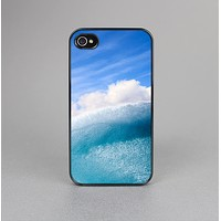 The Sunny Day Waves Skin-Sert for the Apple iPhone 4-4s Skin-Sert Case