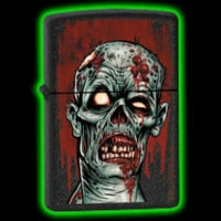 Halloweentown Store: Zombie Zippo Lighter