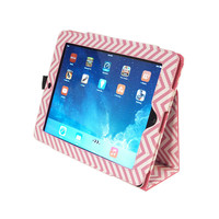 Kyasi Seattle Classic iPad Air Case Wobbly Pink