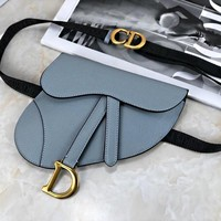 Christian Dior Saddle Small Belt Bag #14