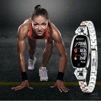 Women's Elegant Bluetooth Fitness Smart Watch