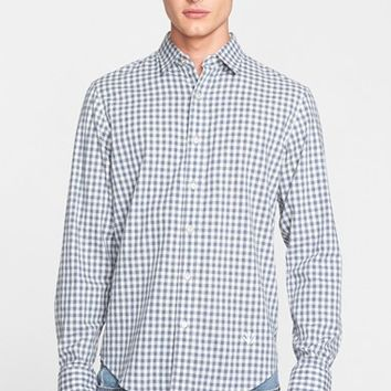 Men's rag & bone 'Stock' Trim Fit Gingham Shirt,