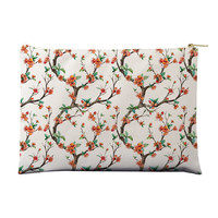 Cheery Cherry Blossom Pouch