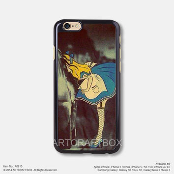 Bad Disney Princess Jasmine iPhone Case Black Hard case 810