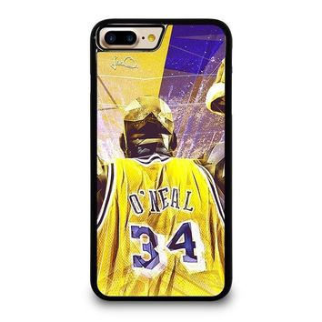 SHAQUILLE O'NEAL LA LAKERS iPhone 7 Plus Case Cover