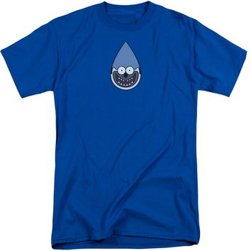 Regular Show - Mordecai Short Sleeve Adult Tall Shirt Officially Licensed T-Shirt
