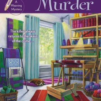 Looming Murder (A Weaving Mystery)