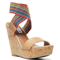 Steve Madden Roperr Wedge Sandals