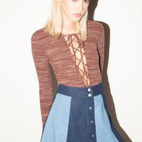 Almost Famous Skirt- FINAL SALE