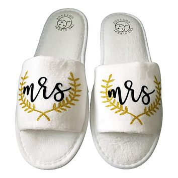 Mrs. Laurel Slippers