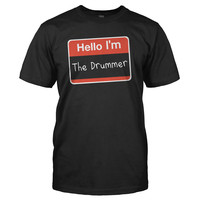 Hello I'm The Drummer