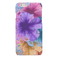 Violets Gone Wild Glossy iPhone 6 Case