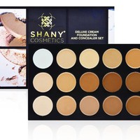 SHANY Cosmetics Professional Cream Fo...