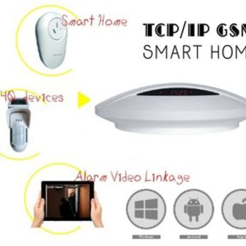 DIY home automation security HA-I TCP/IP & GSM alarm [HA-I] : Burglar Alarm Store Fire Alarm Solution, Alarm System Store for Shopping China top brand Alarm Security Components