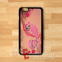 Vintage Cheshire Cat - zd25 for  iPhone 4/4S/5/5S/5C/6/6+,Samsung S3/S4/S5/S6 Regular/S6 Edge,Samsung Note 3/4
