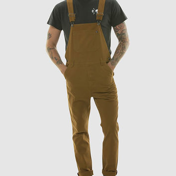 Catch Surf Jesse Mens Overalls Sahara  In Sizes