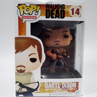 Funko POP Walking Dead Daryl Dixon Michonne Action Figure 10cm TV Series  Character Doll