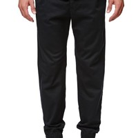Dillon Skinny Chino Jogger Pants - Mens Pants