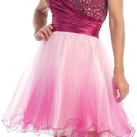 Cute Short Formal Prom Dress Sweet 16 Event Special Occasion Sexy Tutu Fun Gown