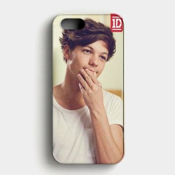 Louis Tomlinson One Direction iPhone SE Case