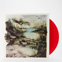 Bon Iver S/T Exclusive Red Vinyl LP