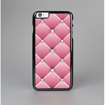 The Pink & Diamond Pinned Cushion Skin-Sert for the Apple iPhone 6 Plus Skin-Sert Case