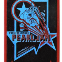 Pearl Jam ALL ACCESS 2004 Laminated Backstage Pass Vote for Change Tour w/ Gob R