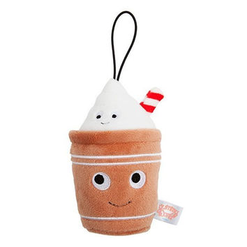 YUMMY WORLD Small Latte Plush Ornament